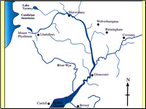 GCSE Geography A River landscapes coursework material